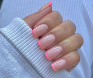 fashionable, fashion, and nails art image