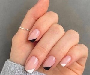 fashion, nails art, and nails design image