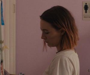 film, pink, and Saoirse Ronan image