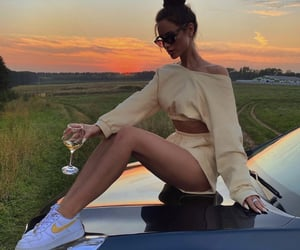 beige, fashion, and look image