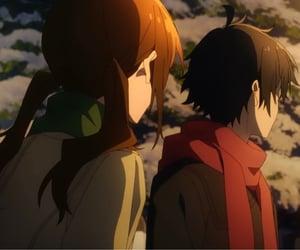 anime, slice of life, and horimiya image
