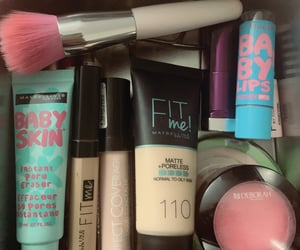 blush, Foundation, and makeup image