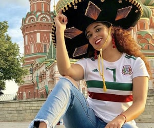mexico, mexican girl, and mexicana image