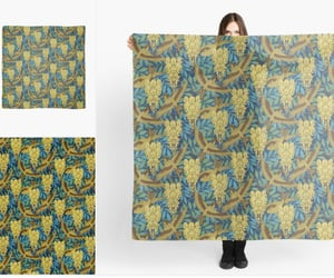 art nouveau pattern, gilded age pattern, and animal pattern image