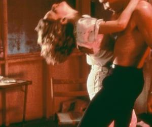 retro, dirty dancing, and movie image