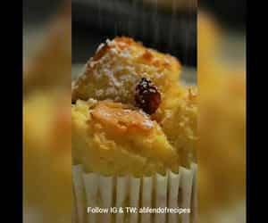 bread, breakfast, and casserole image