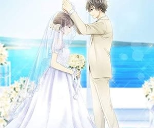 anime, beauty, and royalty image