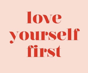 quotes, self love, and words image