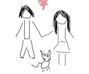 cat, kitten, and Relationship image