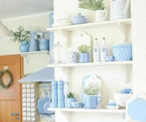 beautiful, bowls, and crockery image
