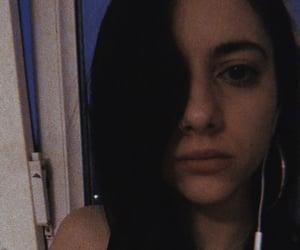 girl, melancholic, and sad girl image