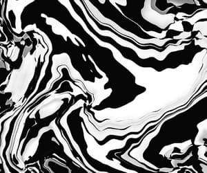 texture, black and white, and pattern image