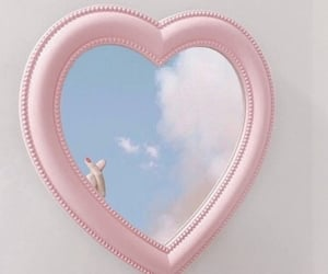 aesthetic, clouds, and heart image