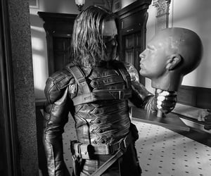 Marvel, bucky, and captain america image