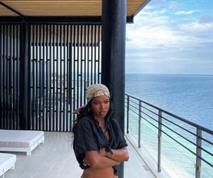 actress, aesthetic, and melanin image