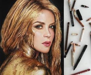 beauty, latina, and strong image
