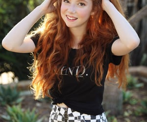 redhead, the selection, and america singer image