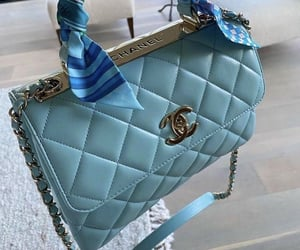accessory, blue, and expensive image