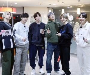 jin, jk, and seokjin image