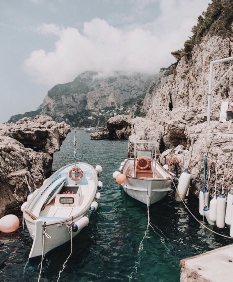 summer, travel, and boat image