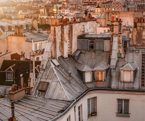 beige, city, and france image