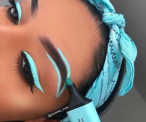 bandana, eyes, and brows image