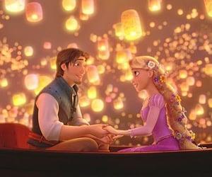 movie, rapunzel, and enrolados image