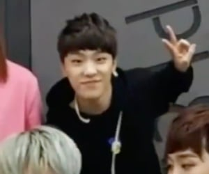 17, Chan, and Seventeen image