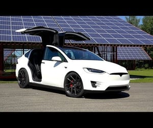 apple, carbon, and Tesla image