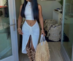 accessories, black women, and girls image