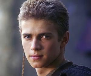 Anakin Skywalker and hayden christensen image