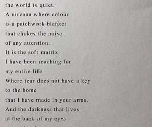 matrix, poem, and poetry image
