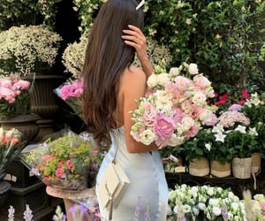 flowers, aesthetic, and spring image