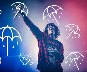 bmth, bring me the horizon, and alternative rock image