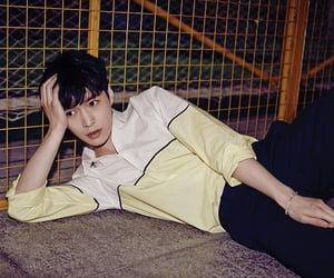 lay, exo, and zhang yixing image