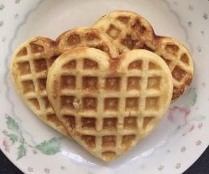 waffles, food, and soft image