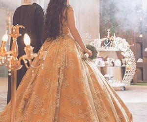 arabic, back, and wedding photography image