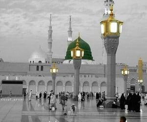 medina, أهل البيت, and islam image