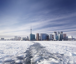 canada, city, and cityscape image