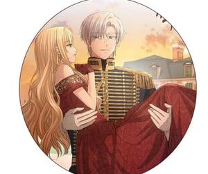 anime, manga, and couple icons image