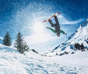 snowboarding and sport image
