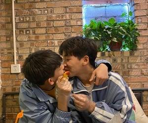 ulzzang, gay, and couple gay image