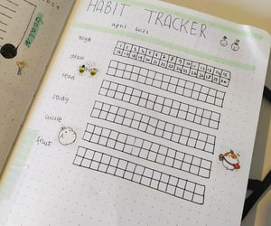 aesthetic, diary, and journal image