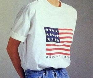 90s, blonde hair, and shorts image