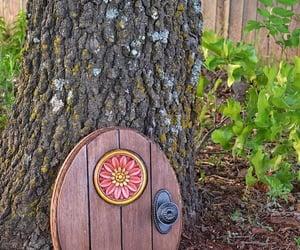Fairies, fairytale, and garden image