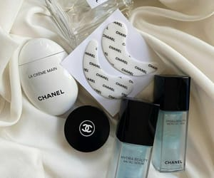chanel, coco chanel, and cosmetics image