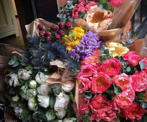 flowers and bunch image