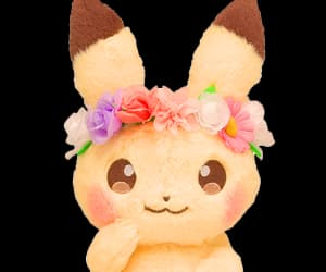 pikachu, png, and plushie image