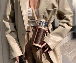blogger, Louis Vuitton, and wide leg pants image