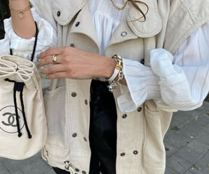 chanel, outfits, and style image